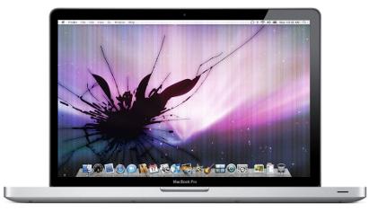 Замена матрицы ноутбука Apple, услуги компьютерного мастера