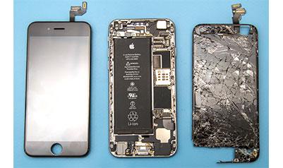 Замена дисплея Iphone 7 в Питере